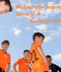 """Međunarodni nogometni turnir U-9 """"Kustošija 2015"""""""